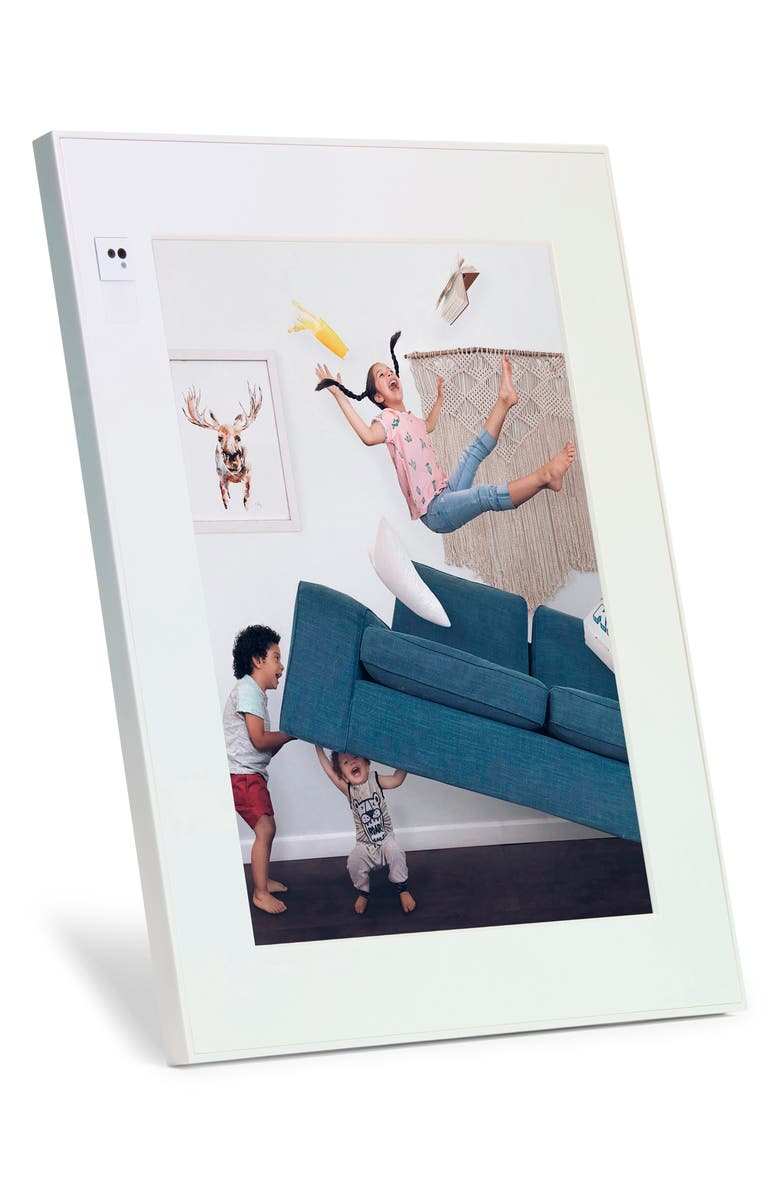 AURA FRAMES Aura Digital Photo Frame, Main, color, STARDUST