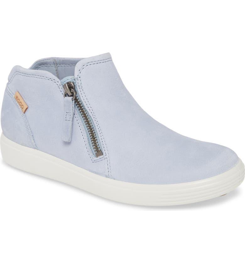 ECCO Soft 7 Mid Top Sneaker, Main, color, 421