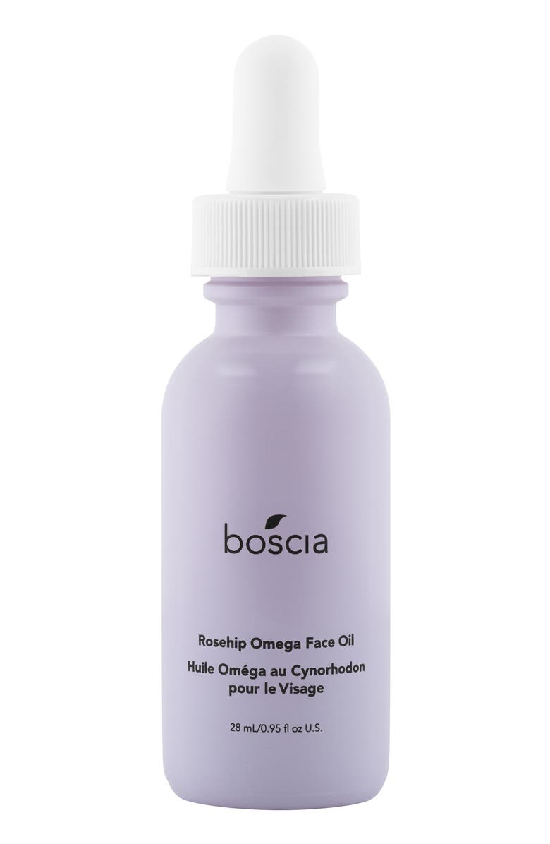 BOSCIA Rosehip Omega Face Oil, Main, color, NO COLOR