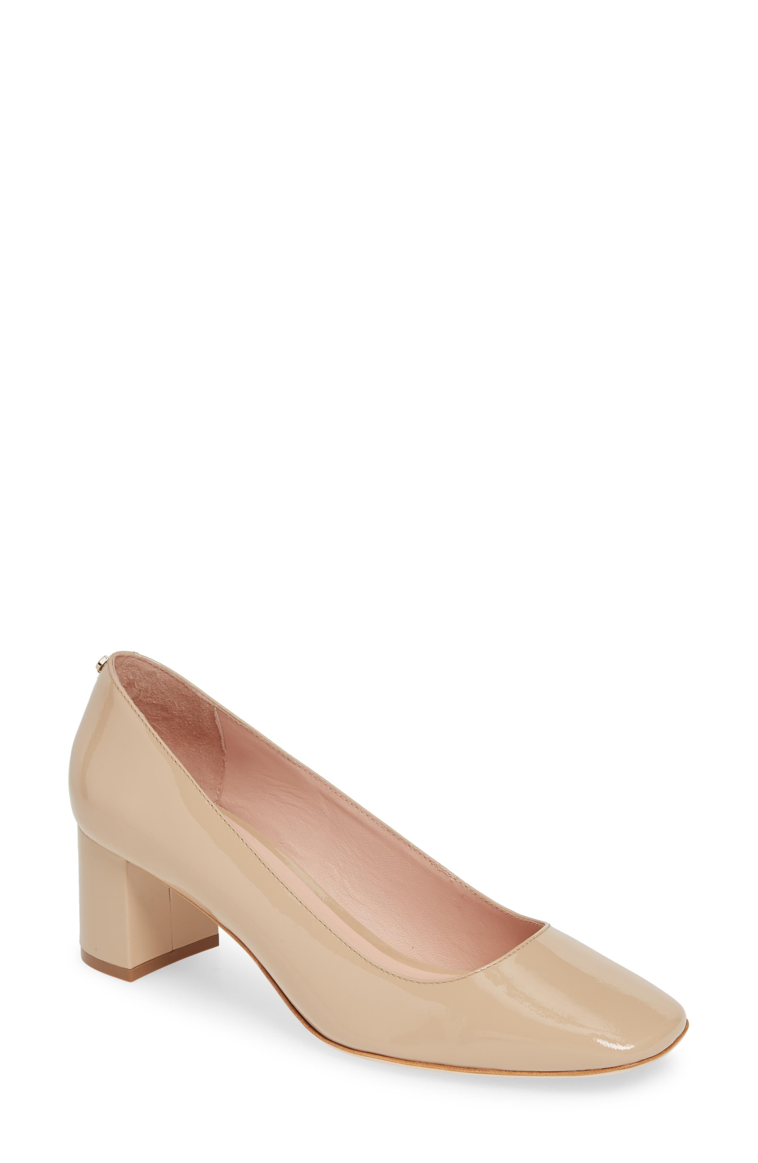 Image of kate spade new york kylah block heel pump