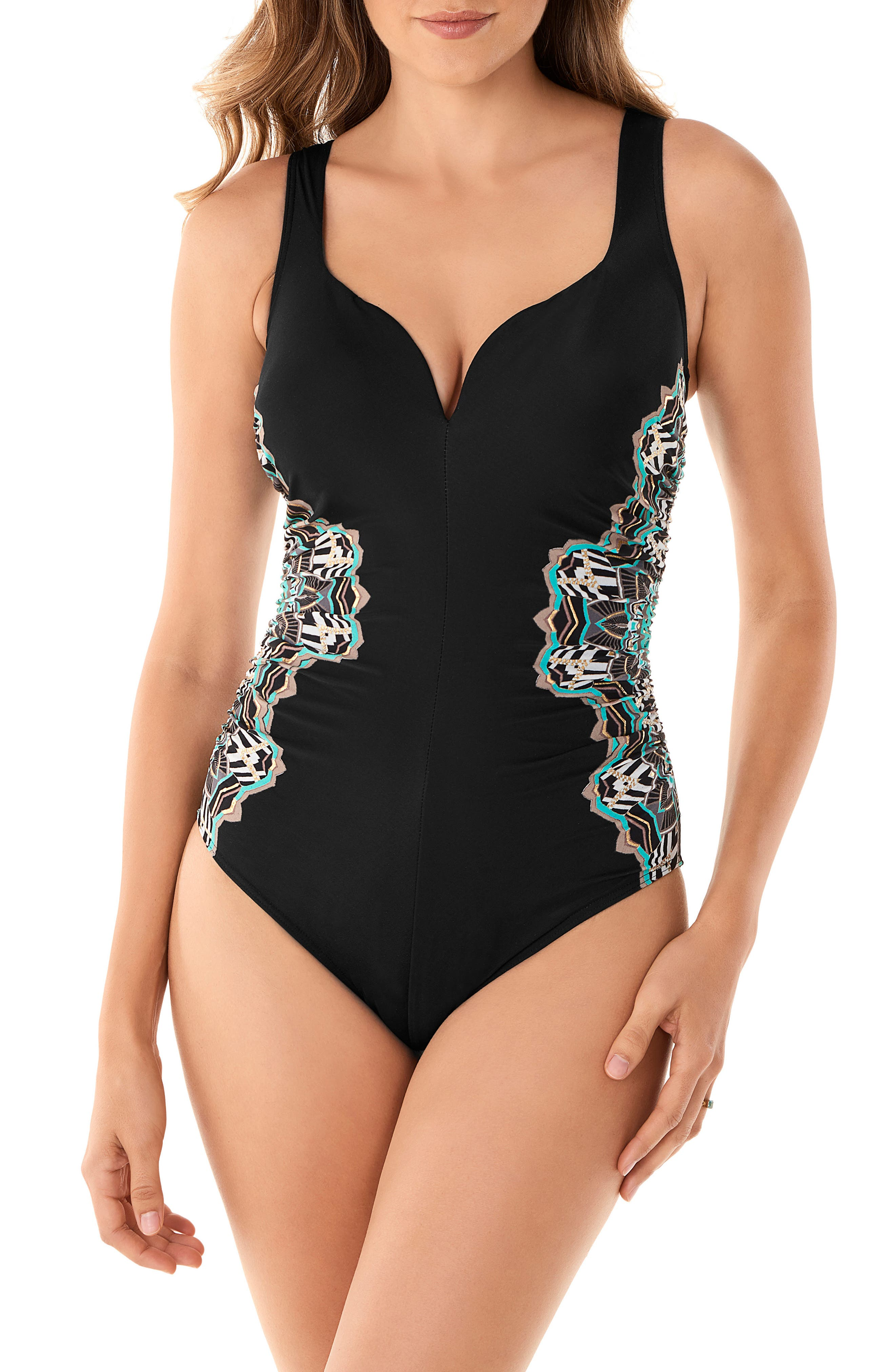 Image of Miraclesuit Samsara Temptress One-Piece Swimsuit