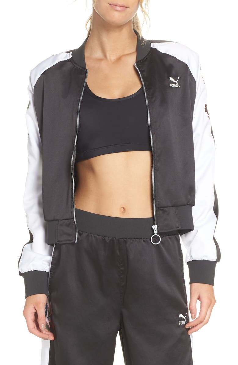 PUMA Premium Archive T7 Track Jacket, Main, color, 019