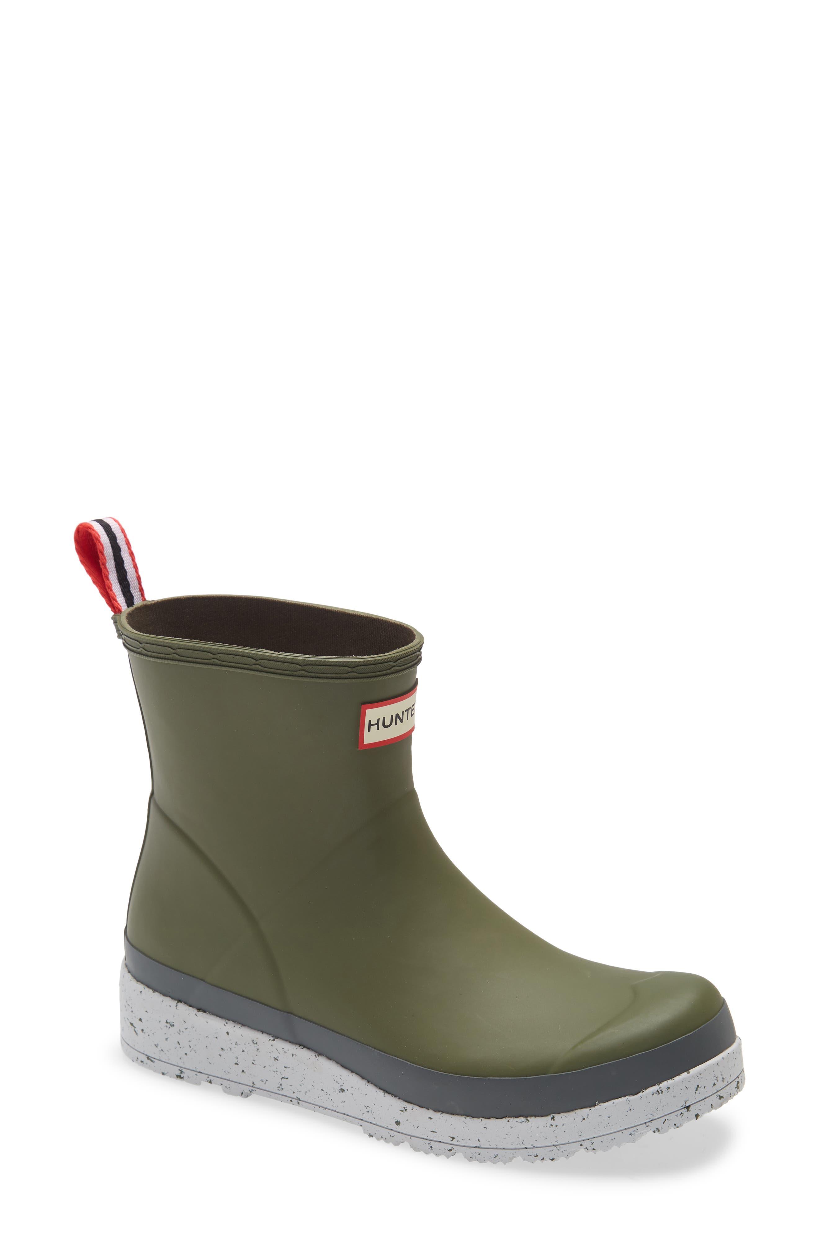 Original Play Speckled Platform Waterproof Rain Boot