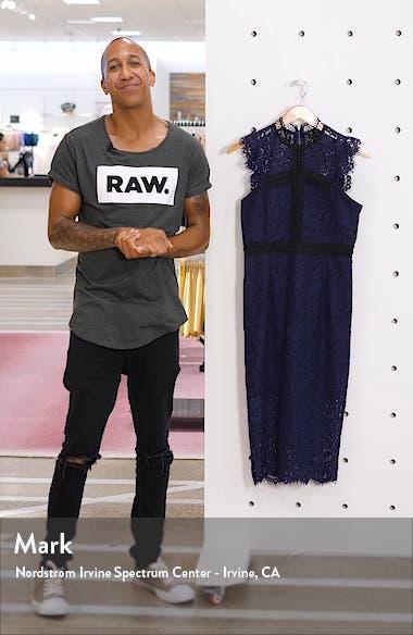 Latoya Lace Body-Con Dress, sales video thumbnail