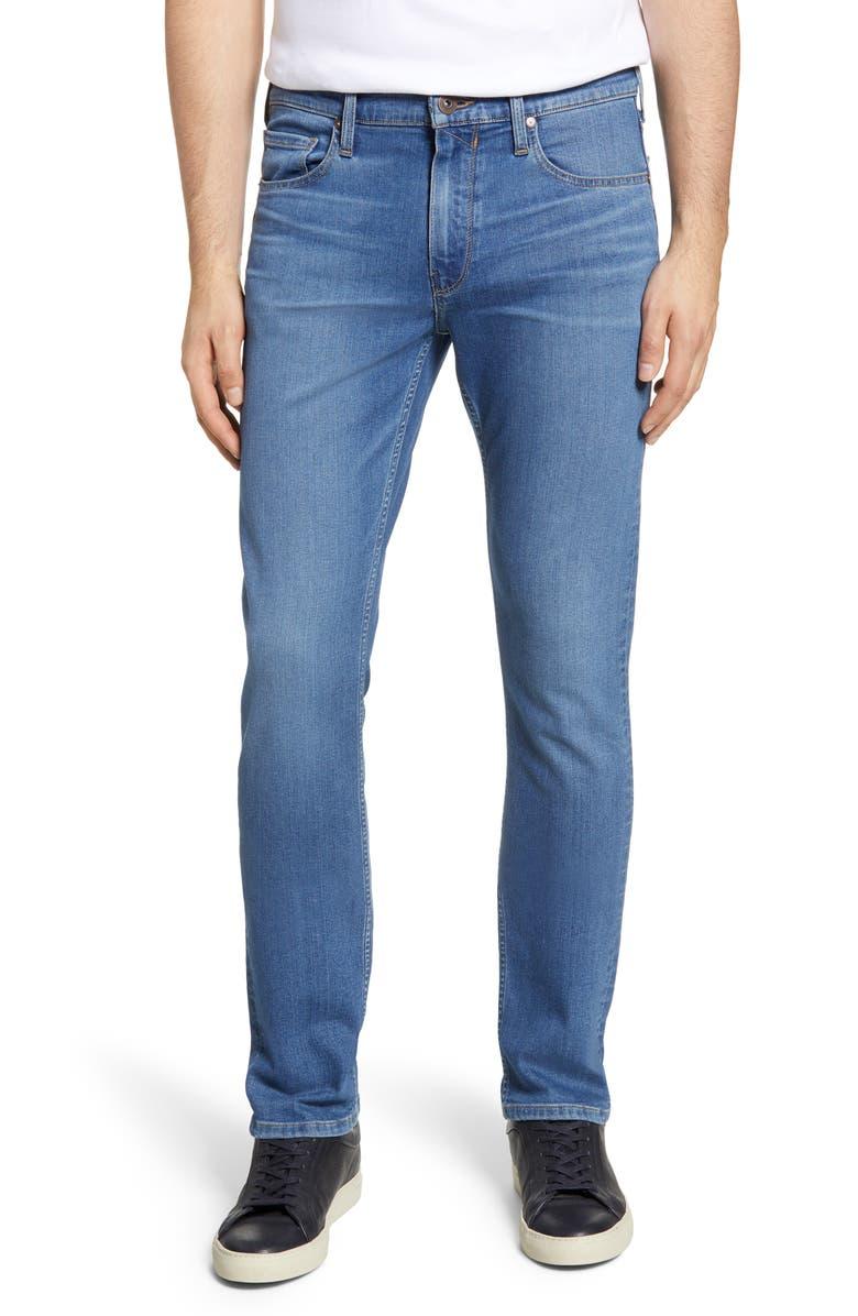 PAIGE Transcend - Federal Slim Straight Leg Jeans, Main, color, 400