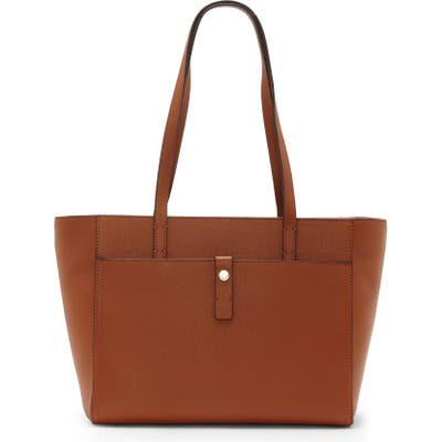 Vince Camuto Adler Leather Tote - Brown