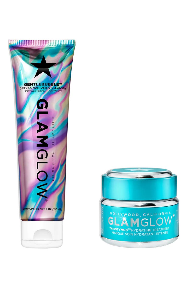 Ultimate Duo Full Size Cleanse + Hydrate Set by Glamglow®