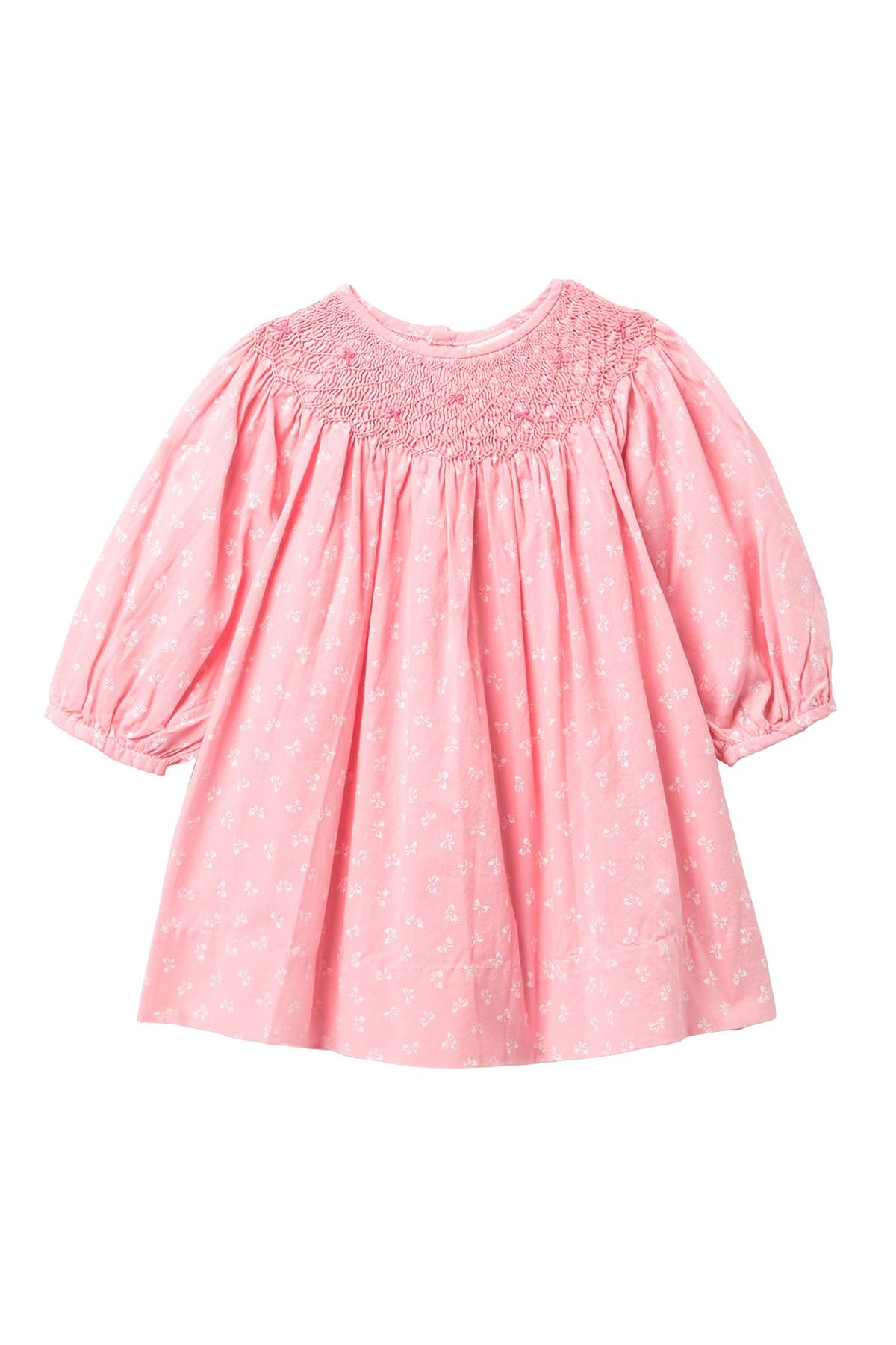 Image of Carriage Boutique Bow Tie Dress (Baby Girls)