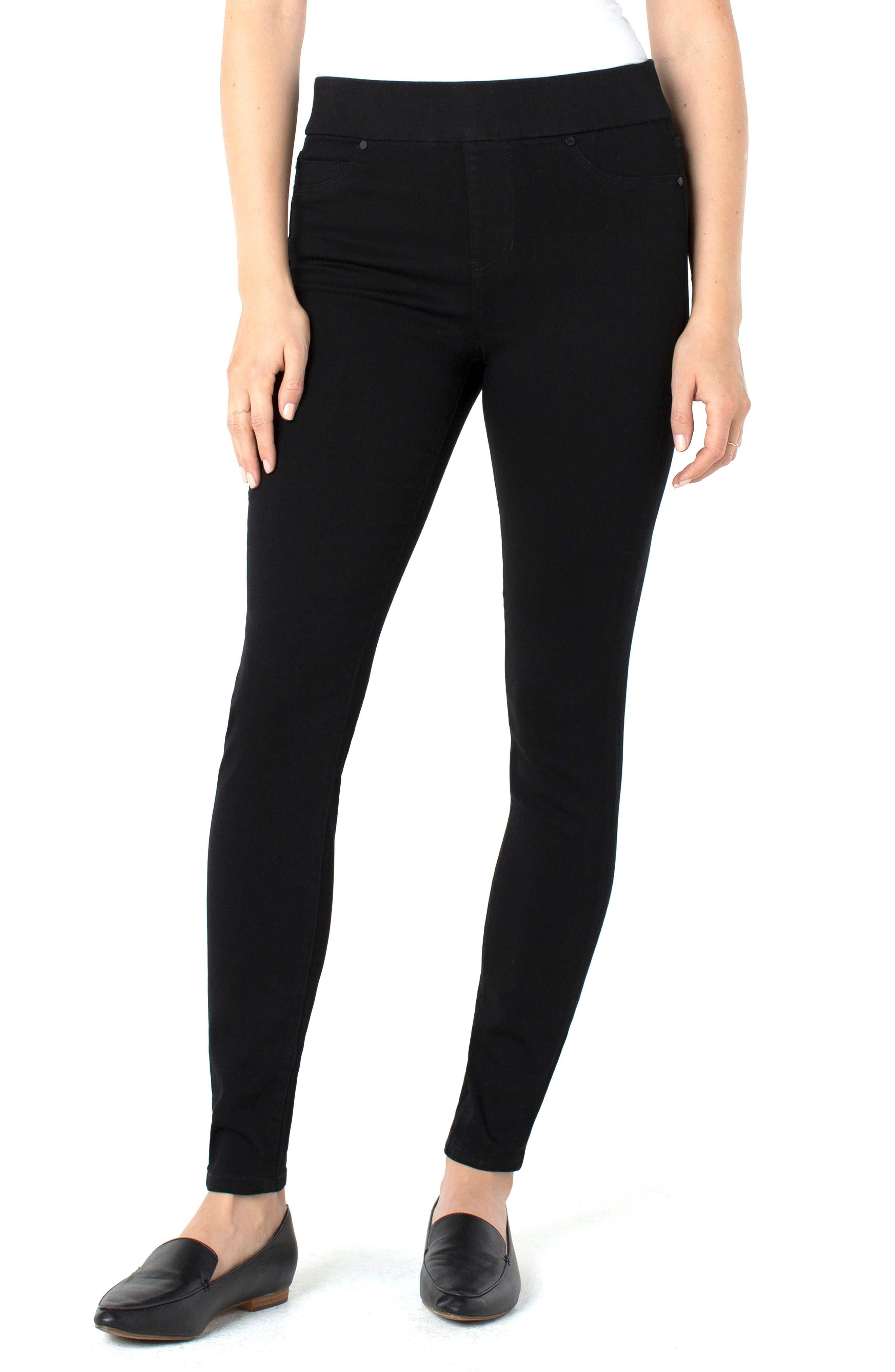 Jeans Company Sienna Pull-On Knit Denim Leggings