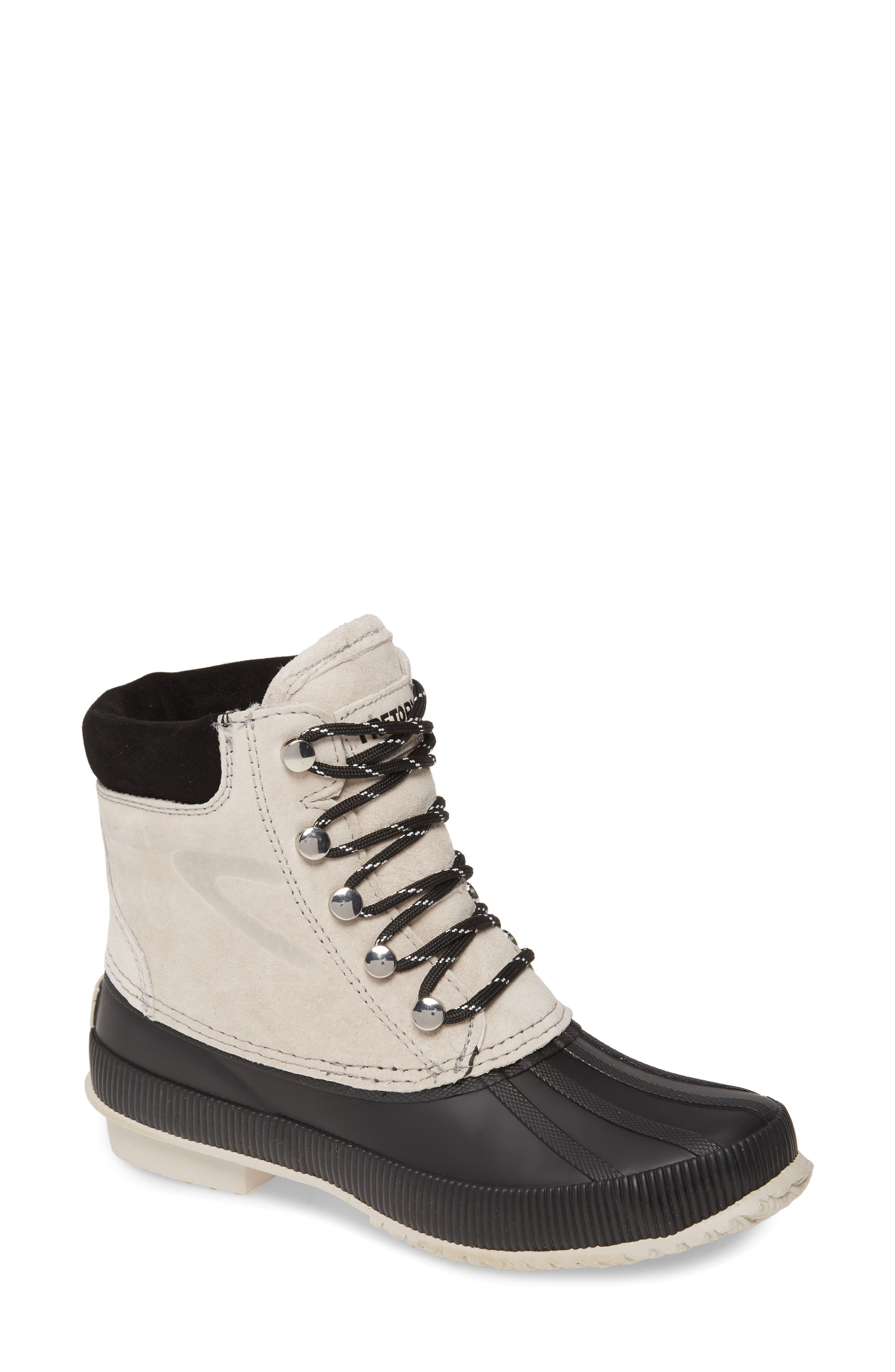 Image of Tretorn Roka Faux Fur Lined Boot