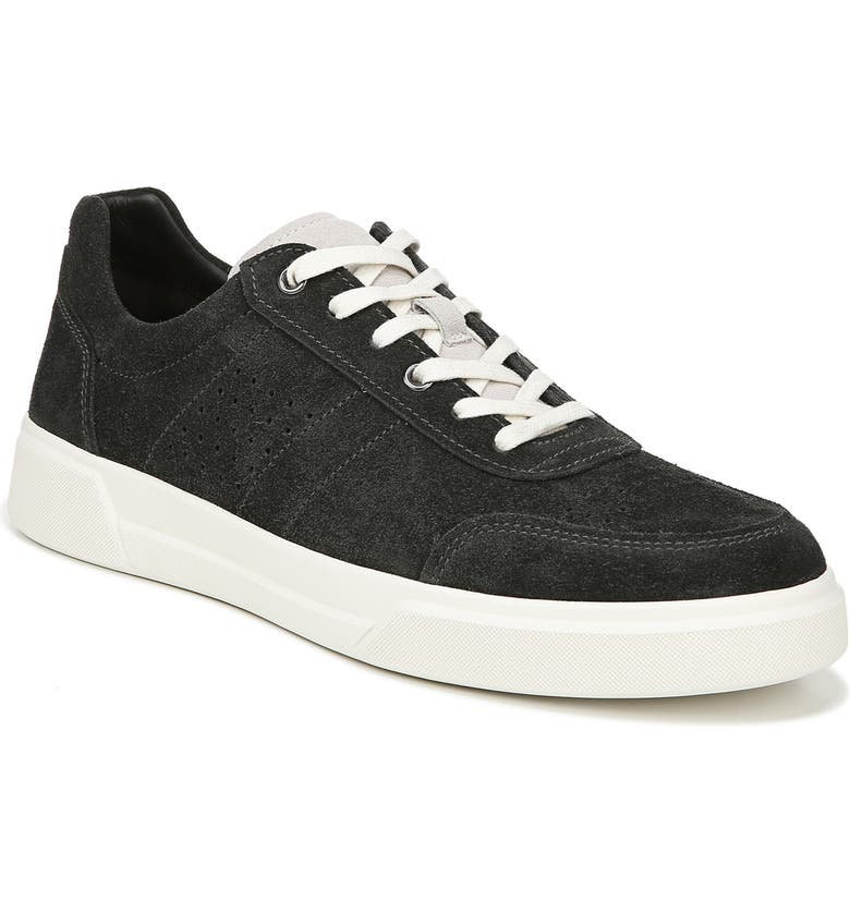 VINCE Barnett Sneaker, Main, color, DARK CHARCOAL