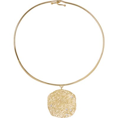 Sole Society Statement Collar Necklace