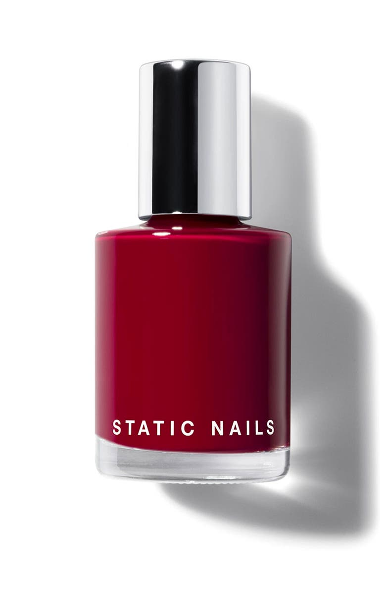 STATIC NAILS Liquid Glass Nail Lacquer, Main, color, 600