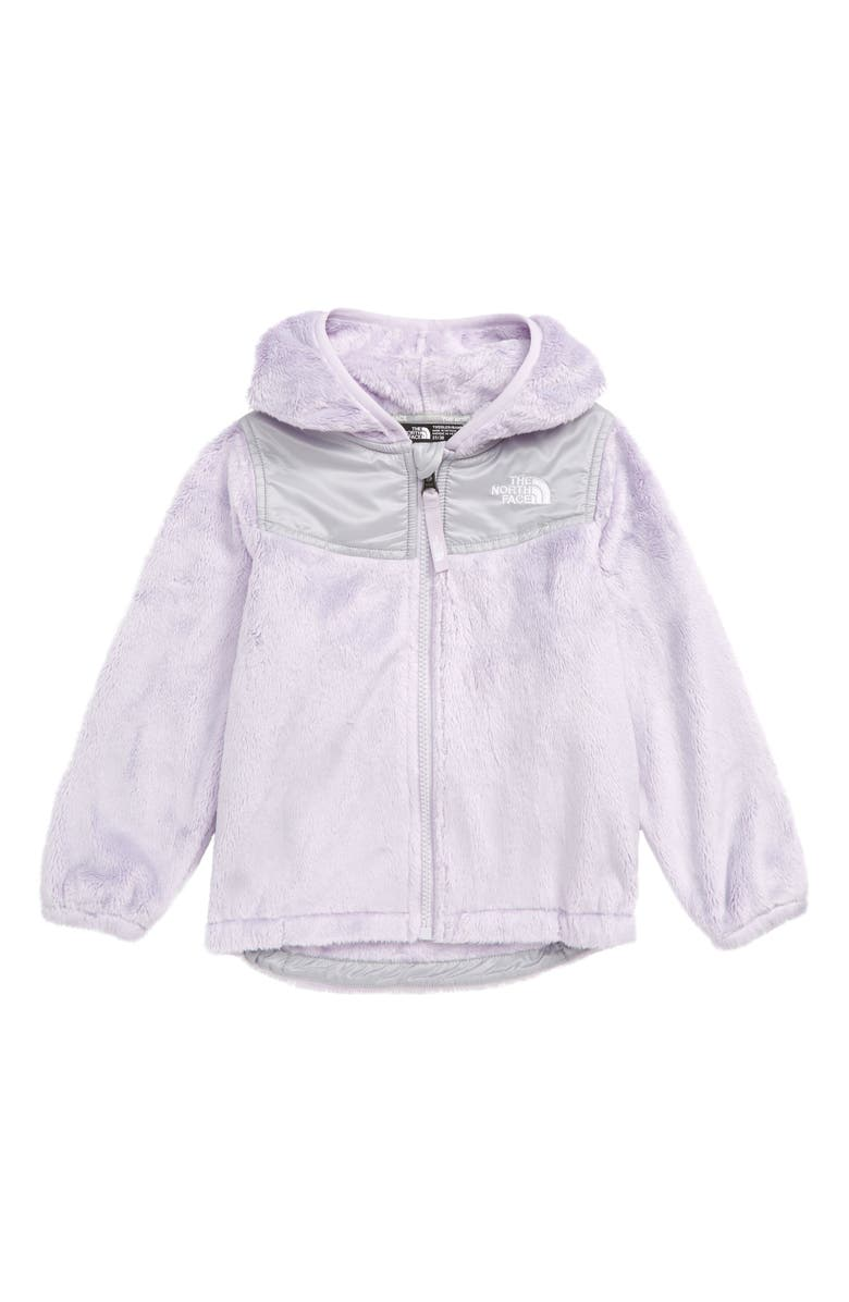 THE NORTH FACE Oso Fleece Hoodie, Main, color, LAVENDER BLUE