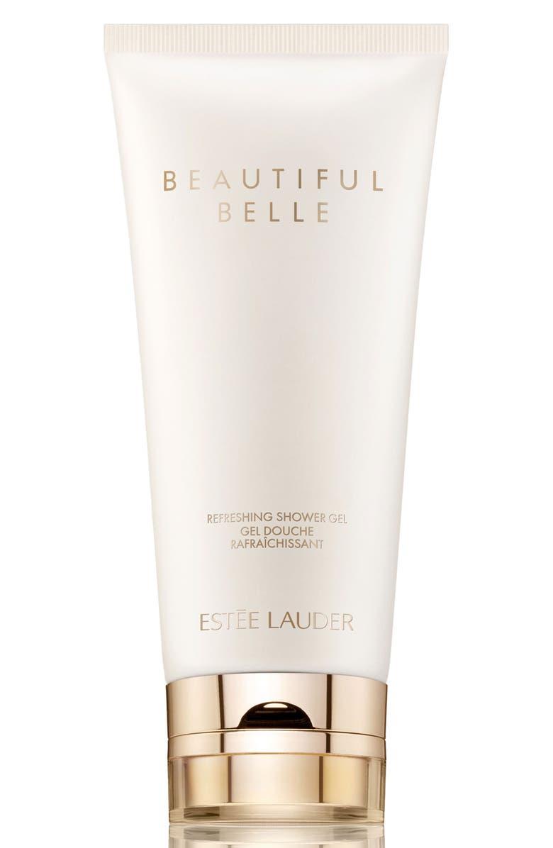 ESTÉE LAUDER Beautiful Belle Refreshing Shower Gel, Main, color, NO COLOR