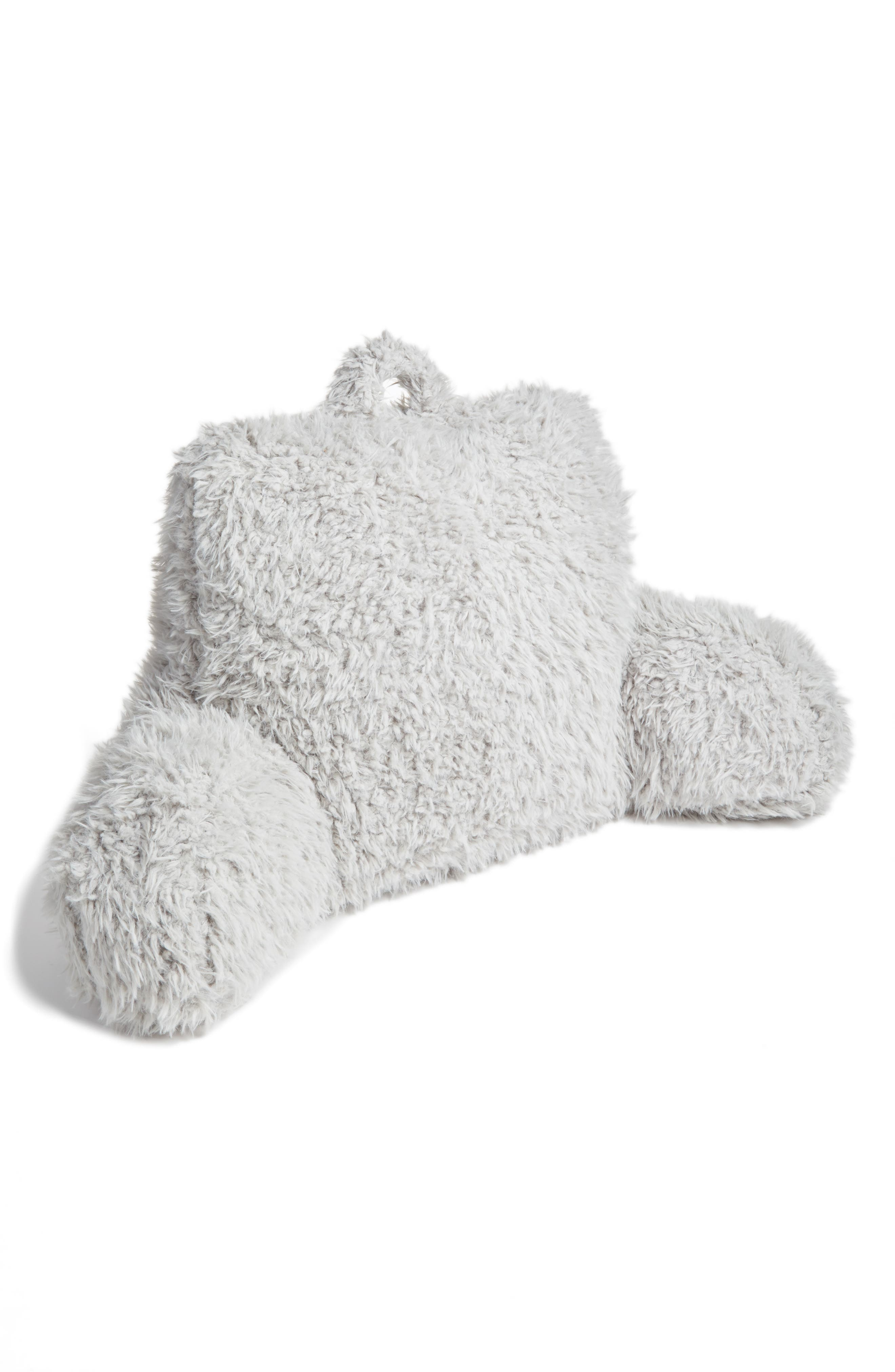 Picture of: Nordstrom At Home Shaggy Faux Fur Backrest Pillow Nordstrom