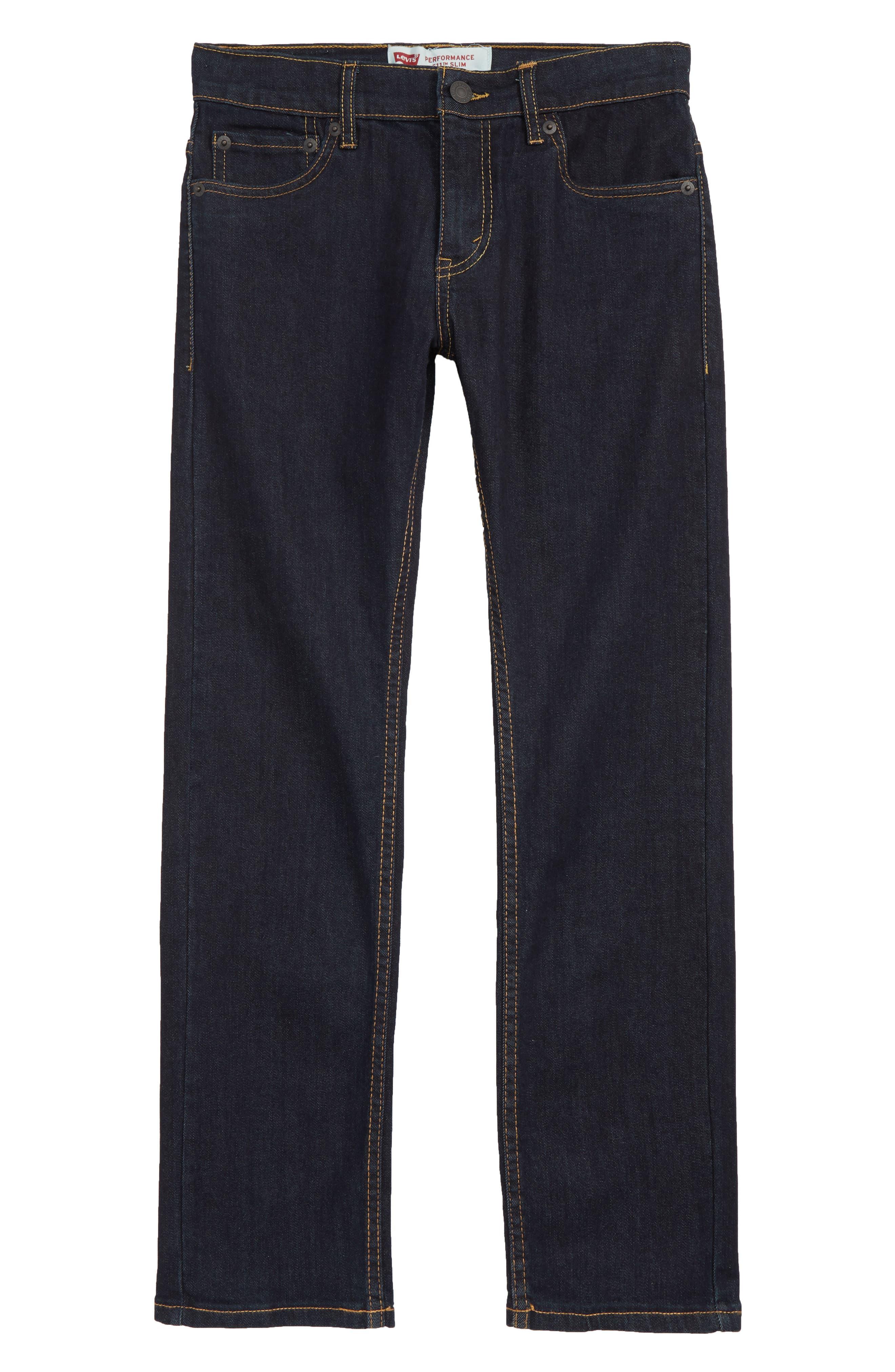 Boys Levis 511(TM) Slim Fit Jeans Size 12