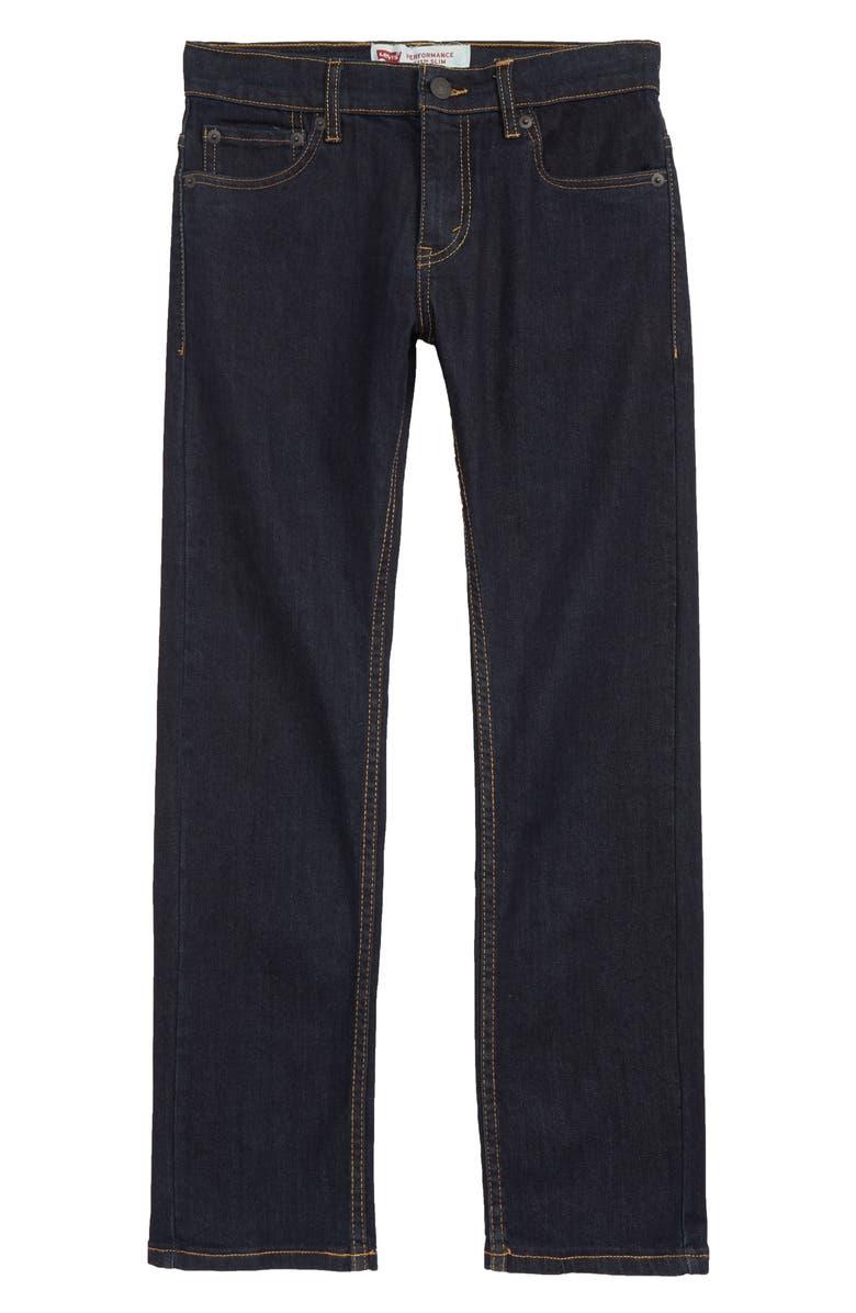 LEVI'S<SUP>®</SUP> '511<sup>™</sup>' Slim Fit Jeans, Main, color, NO_COLOR