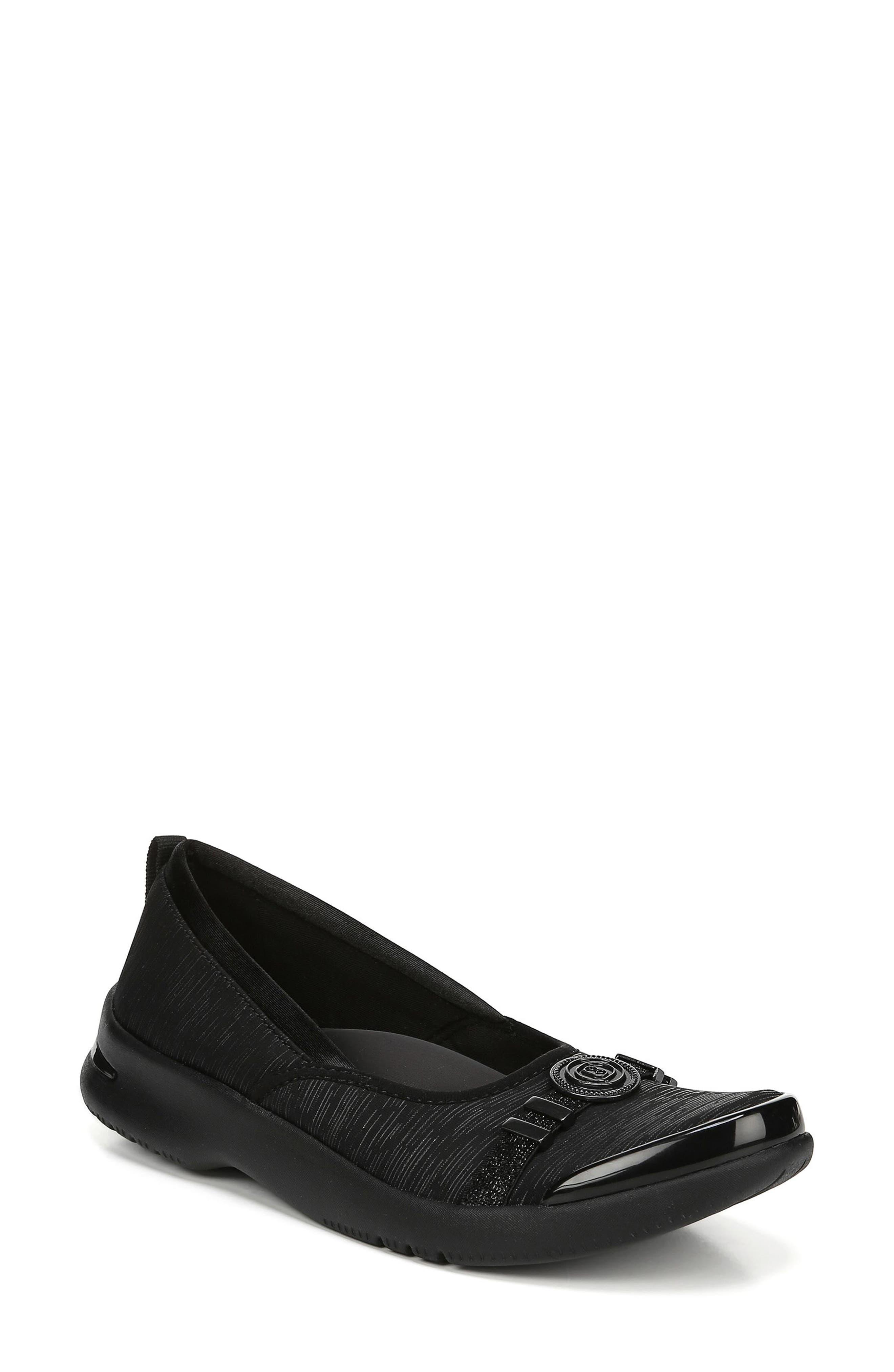 Bzees Aspire Ballet Flat- Black