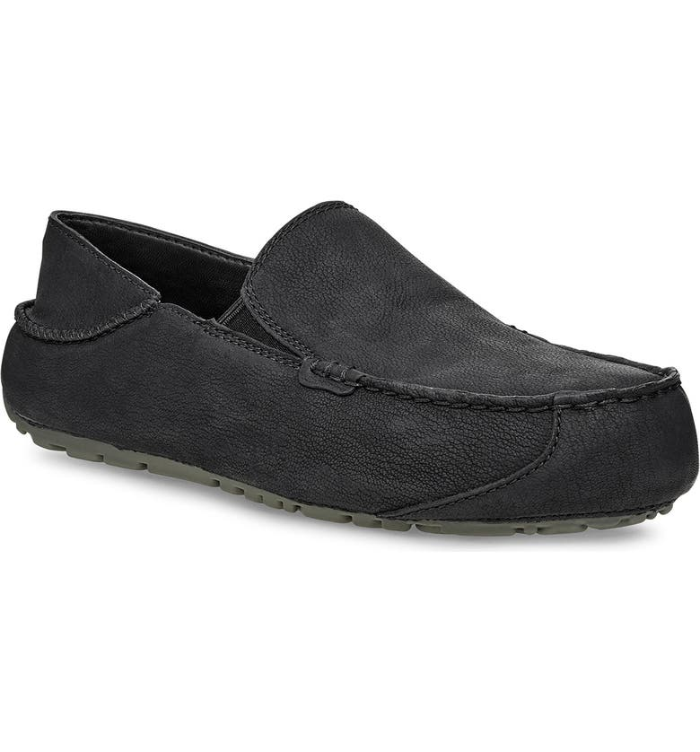 UGG<SUP>®</SUP> Upshaw Slipper, Main, color, BLACK