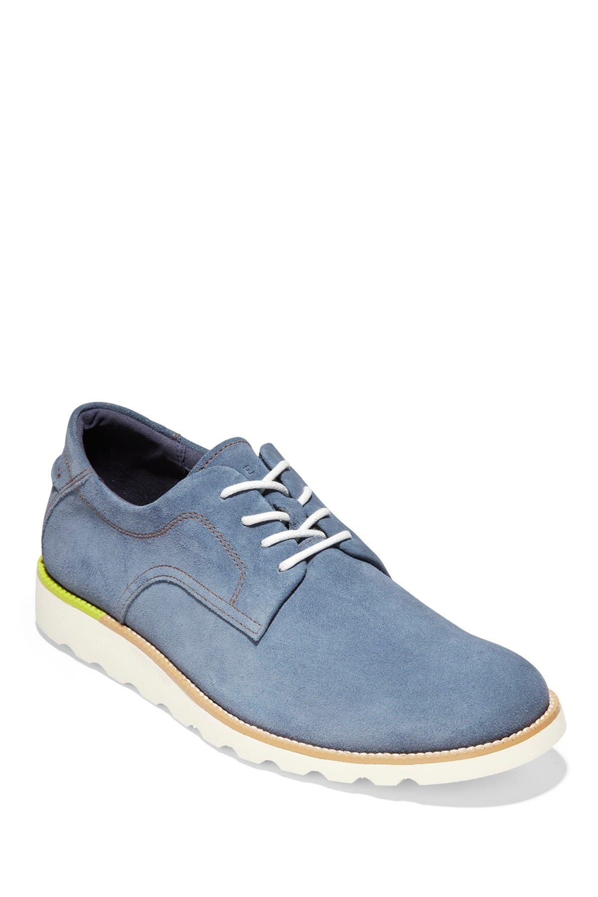 Image of Cole Haan Nantucket Suede Oxford