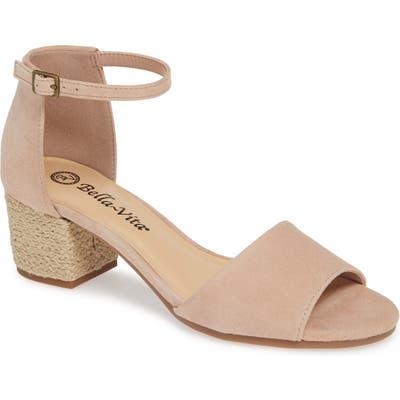 Bella Vita Fable Sandal, Pink