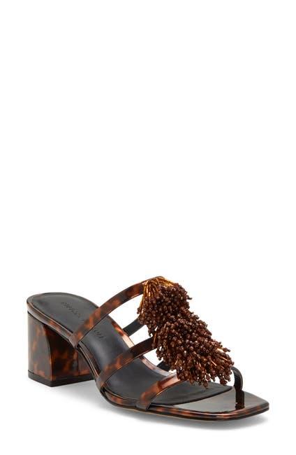 Image of Rebecca Minkoff Raygan Beaded Slide Sandal