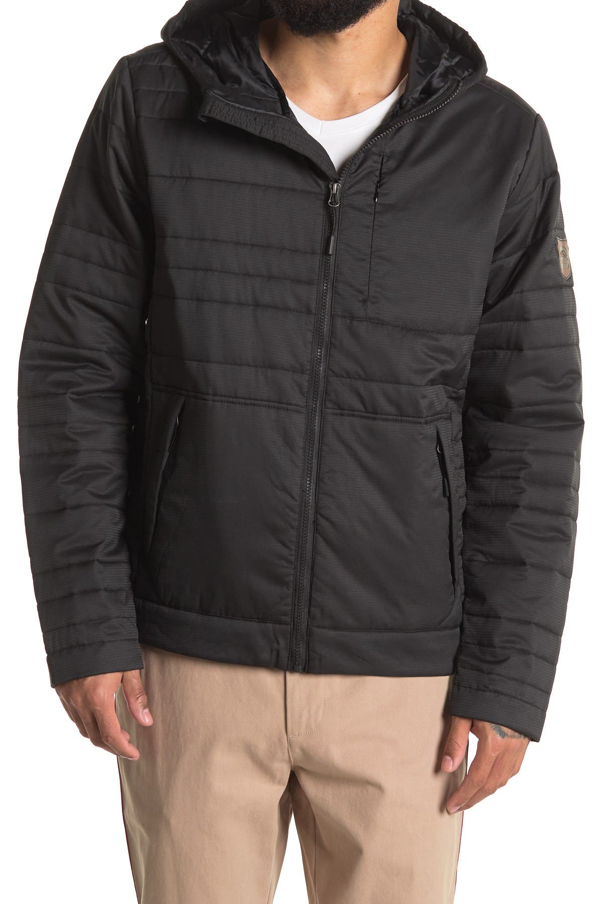 Image of Be Boundless Quilted Soft Touch Jacket