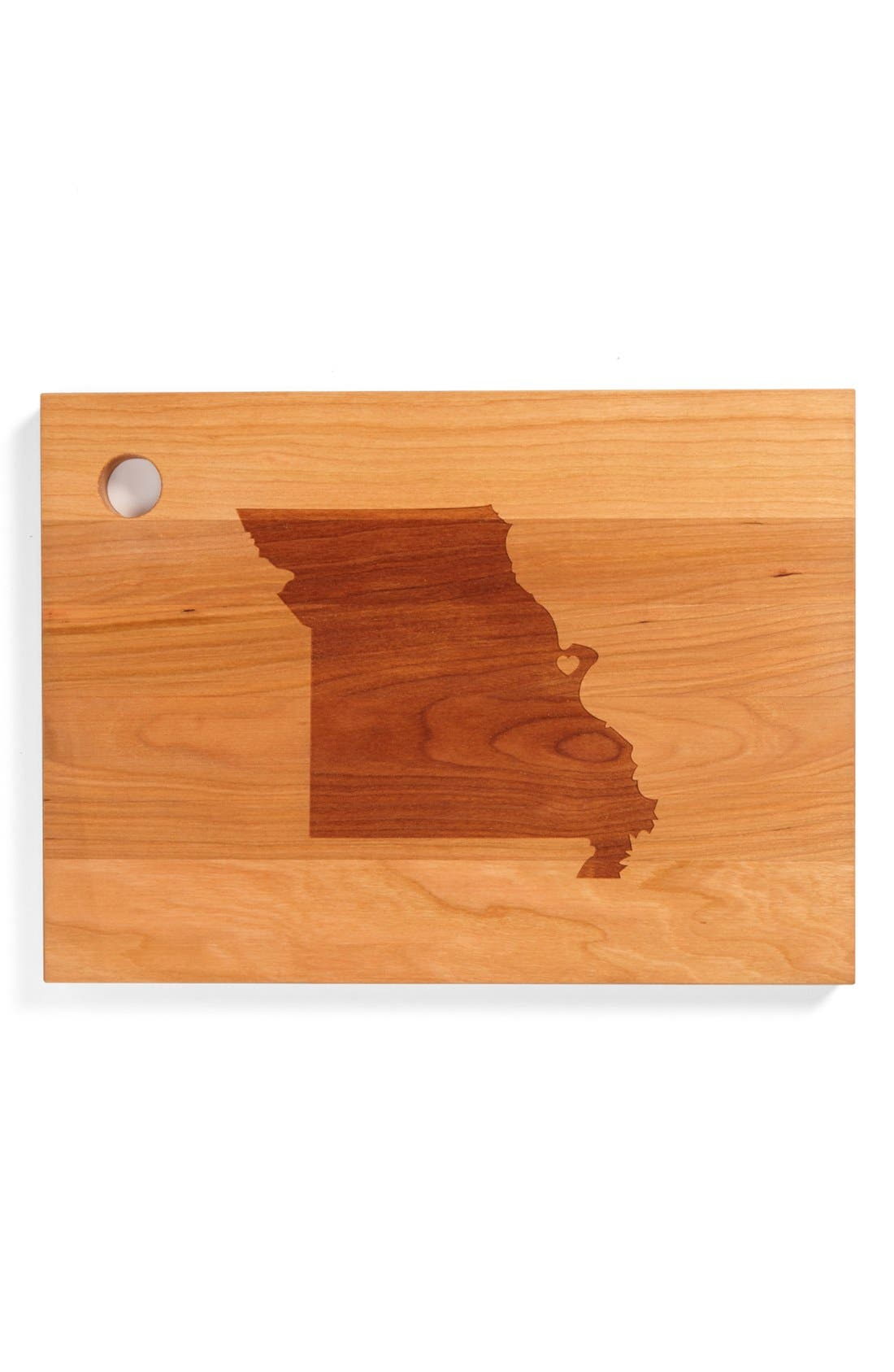 ,                             'State Silhouette' Cutting Board,                             Main thumbnail 27, color,                             224