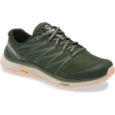 Merrell Bare Access Xtr Trail Running Shoe, Green