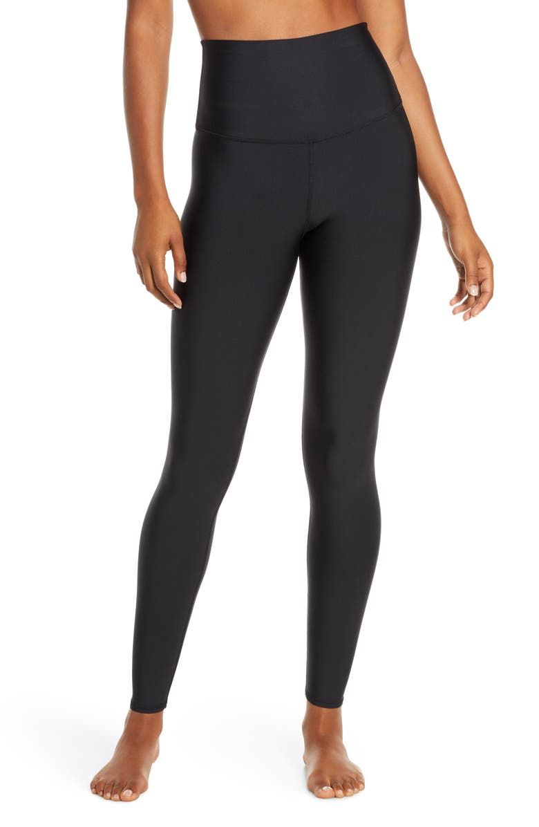 ALO Airlift Extreme High Waist Leggings, Main, color, 001