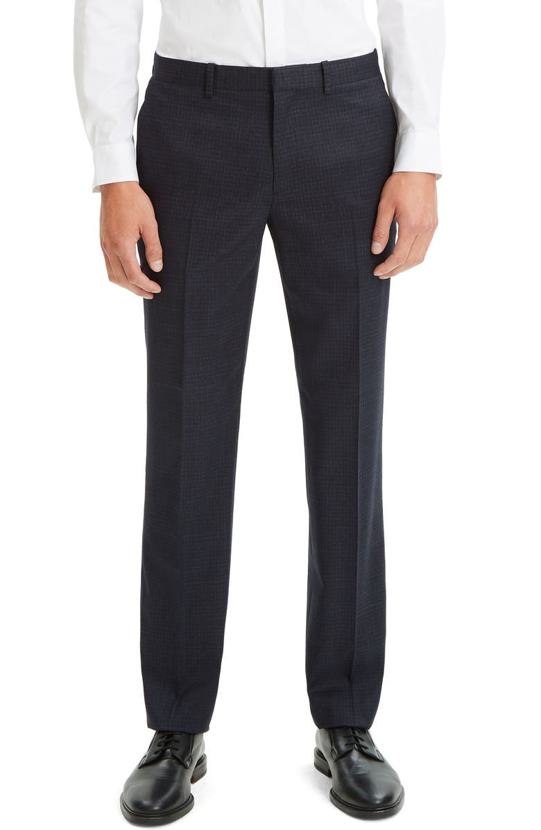 THEORY Mayer Clarke Slim Fit Pants, Main, color, 400