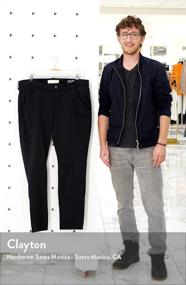 Mid Rise Cigarette Leg Jeans, sales video thumbnail