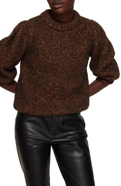 Anine Bing Sweaters ROSALIND ALPACA BLEND SWEATER