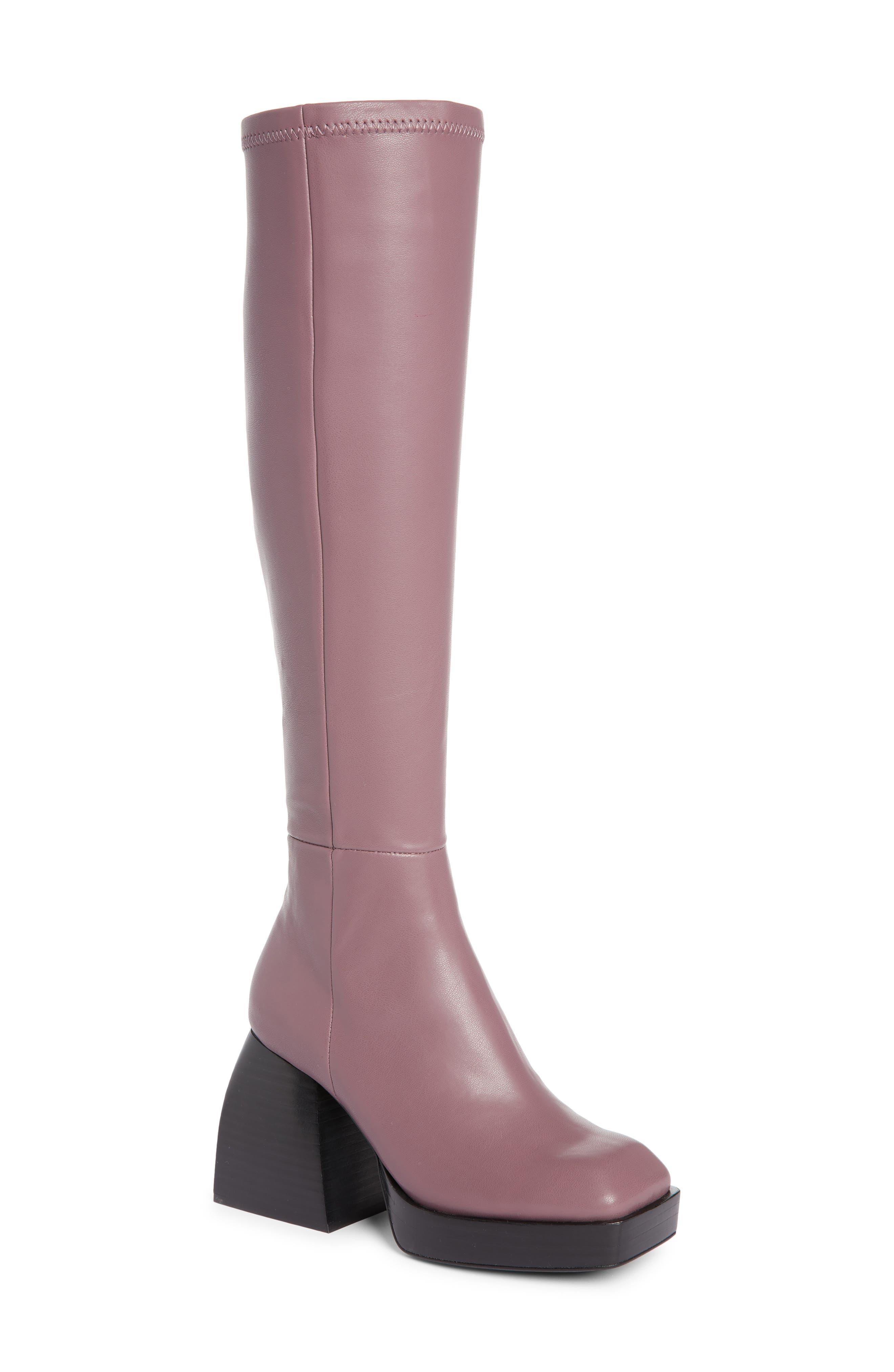 Dauphin Over The Knee Boot
