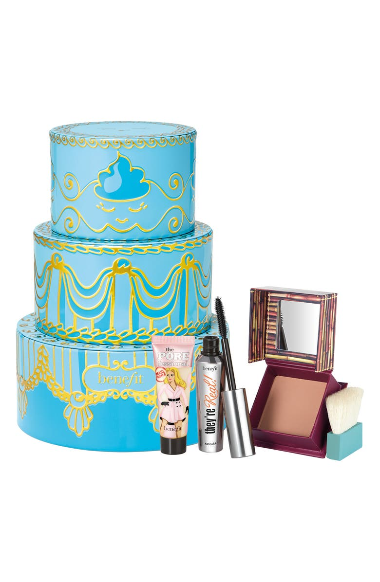 BENEFIT COSMETICS Benefit Goodie Goodie Gorgeous Set, Main, color, 000