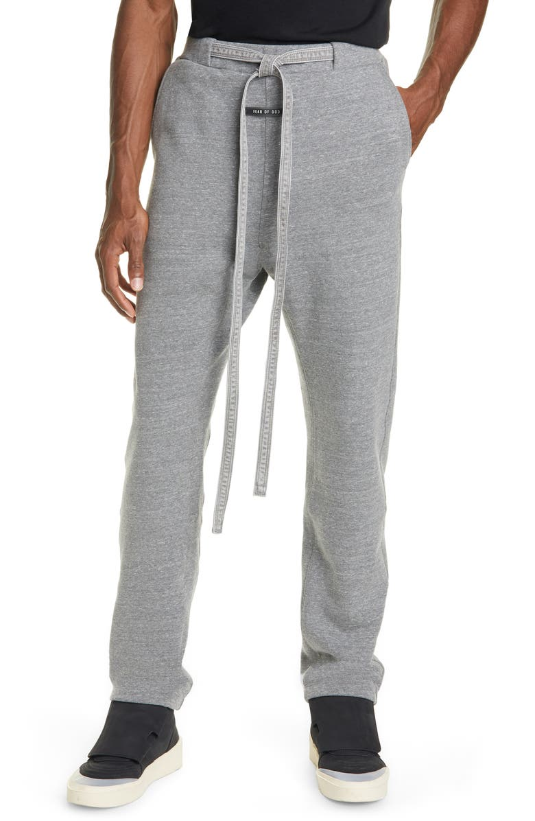 FEAR OF GOD Feaf of God Relaxed Sweatpants, Main, color, 020