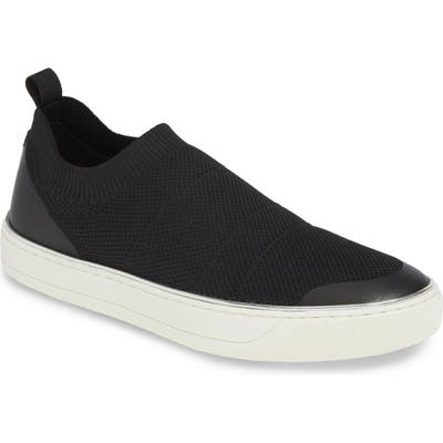 Johnston & Murphy Ember Slip-On Sneaker, Black