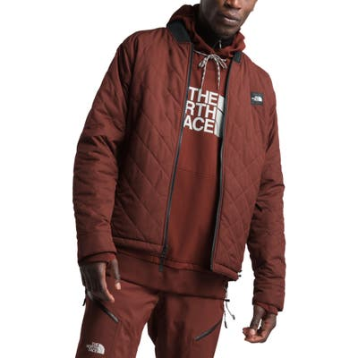 The North Face Jester Reversible Bomber Jacket, Burgundy
