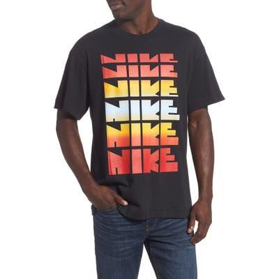 Nike Classics 2 Graphic T-Shirt, Black