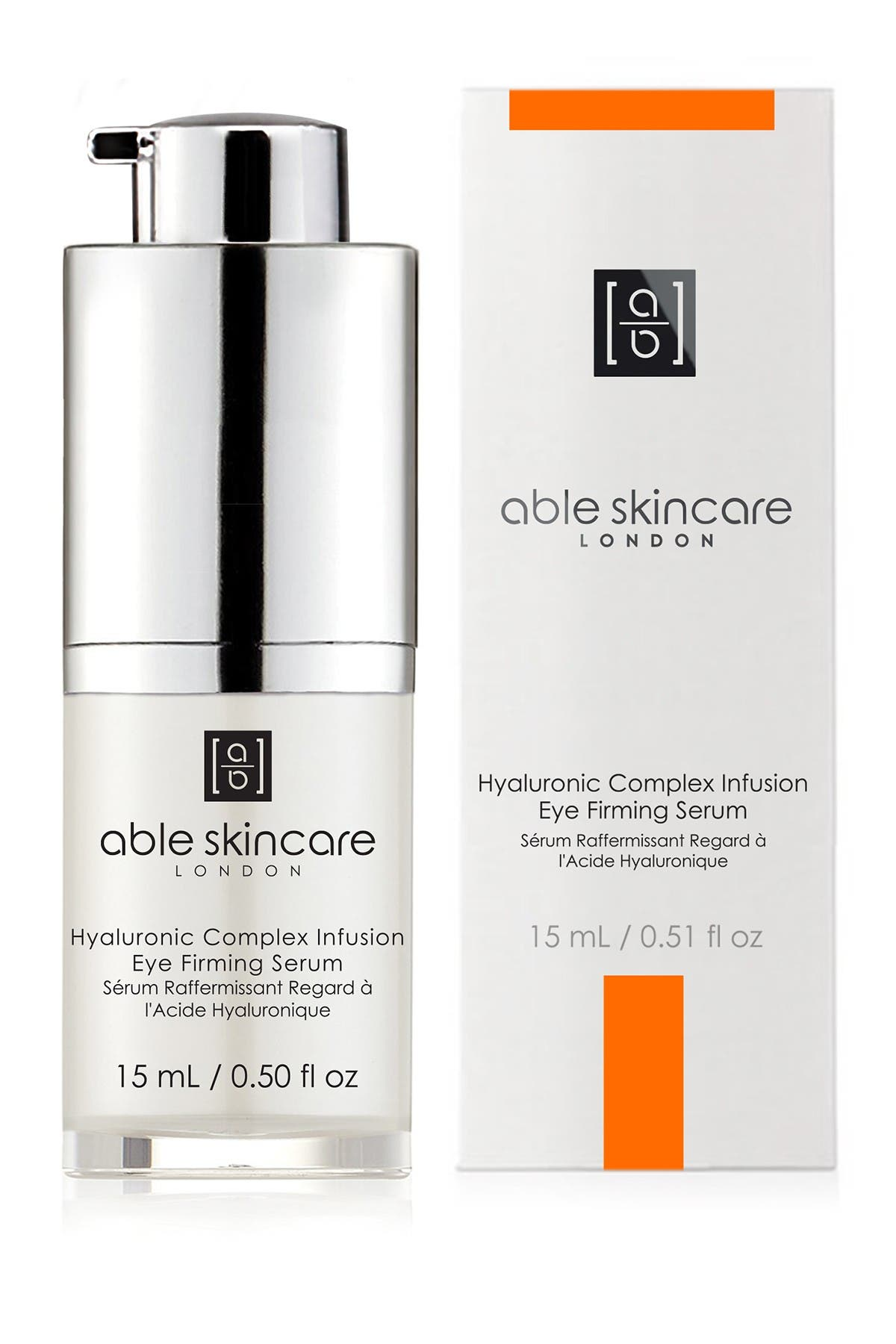 Image of Able Skincare Hyaluronic Complex Infusion Eye Firming Serum