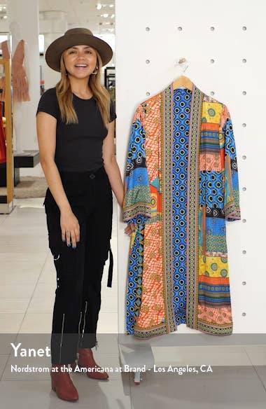 Lynn Pattern Mix Jacket, sales video thumbnail