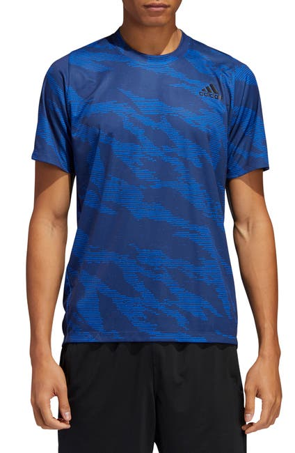Image of adidas Freelift Camo T-Shirt