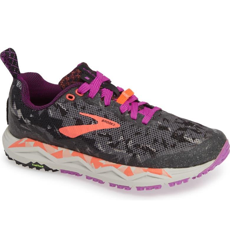 BROOKS Caldera 3 Trail Running Shoe, Main, color, 001
