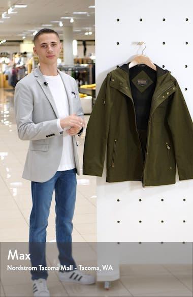 Cascade Water Repellent Cotton Raincoat, sales video thumbnail