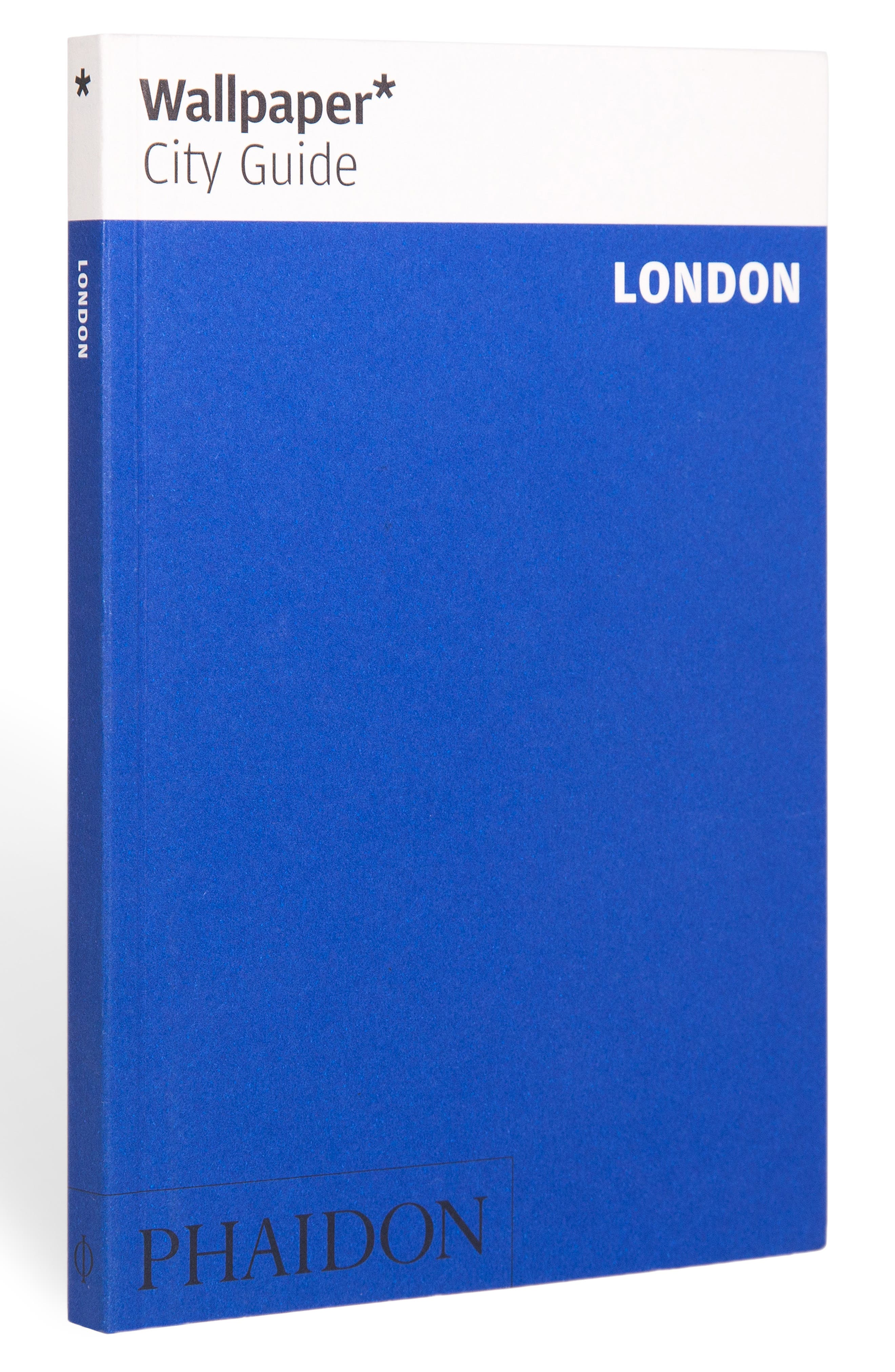 ISBN 9780714876504 product image for 'Wallpaper* City Guide London' Pocket Size Travel Book, Size One Size - Blue | upcitemdb.com