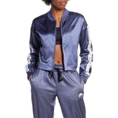 Nike Sportswear Satin Crop Track Jacket