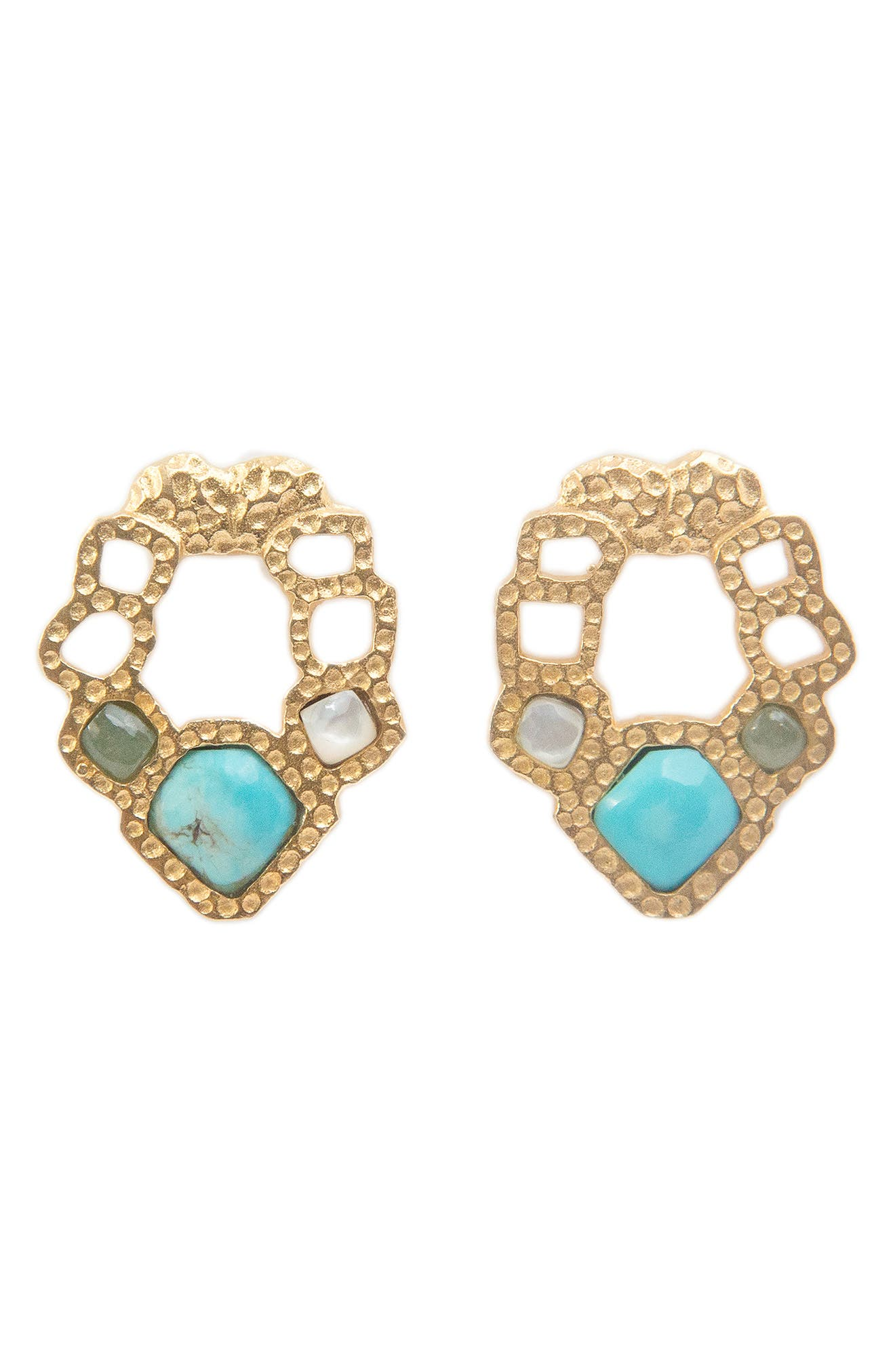 Mujeres Hoop Earrings