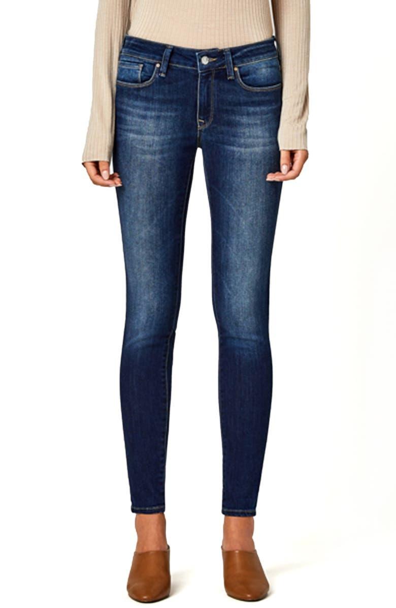 MAVI JEANS Serena Skinny Jeans, Main, color, INDIGO TRIBECA