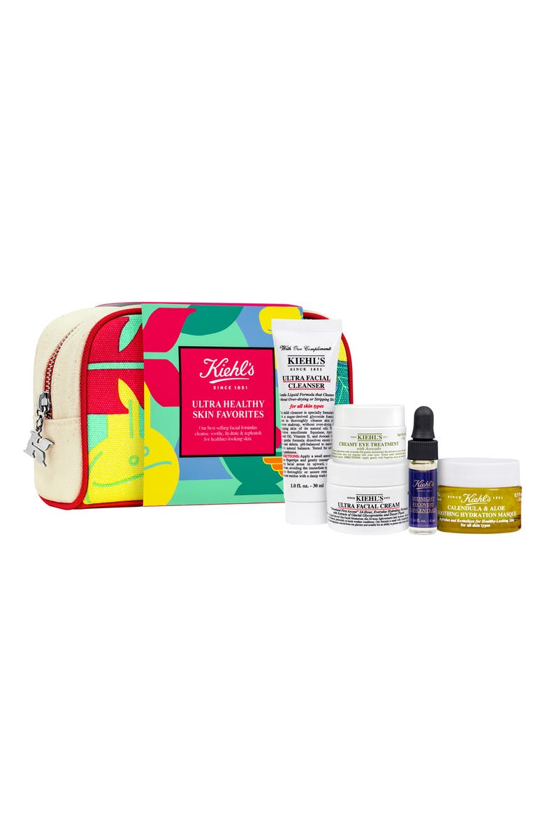KIEHL'S SINCE 1851 Ultra Healthy Skin Favorites Set, Main, color, NO COLOR